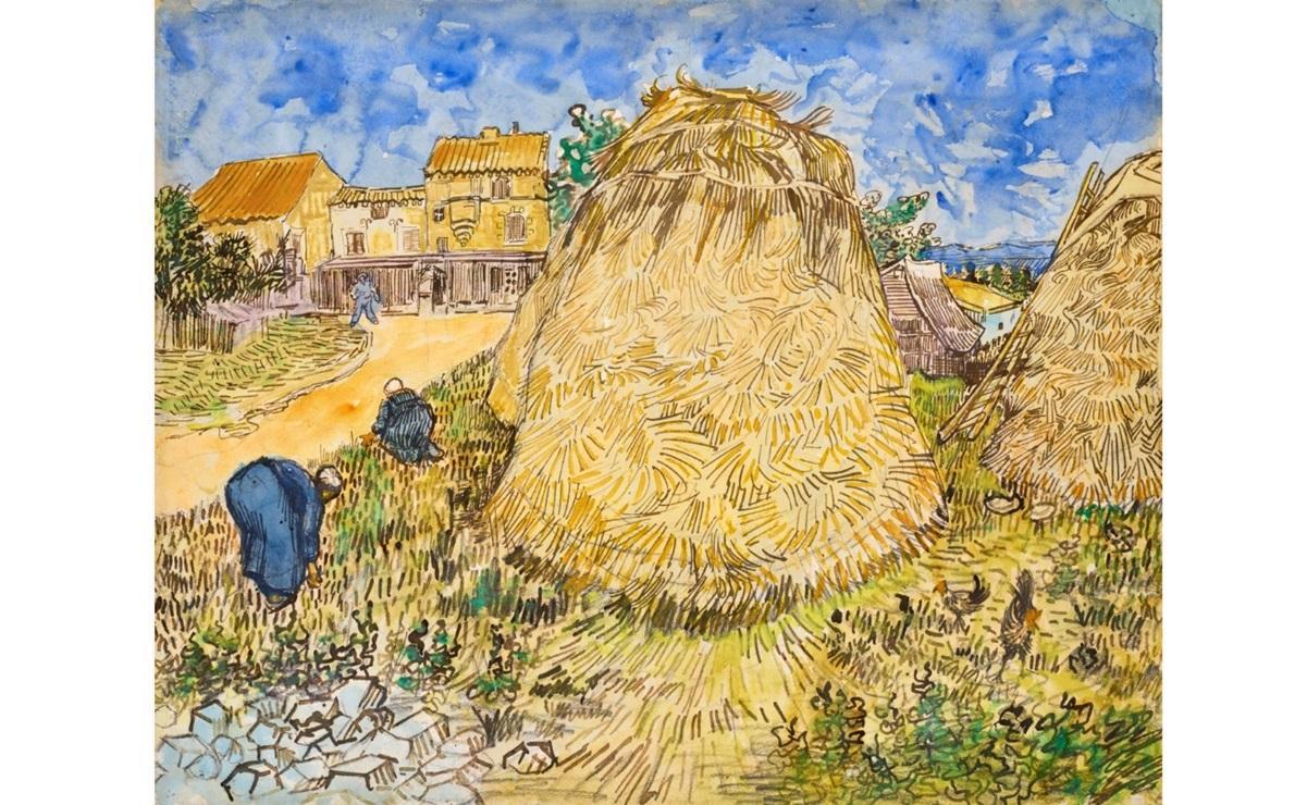Un Van Gogh saqueado por los nazis será subastado por 30 mdd